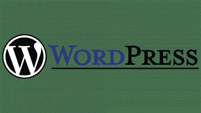 WordPress Logo 2003-2008