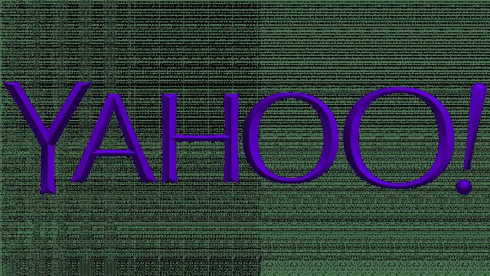 Yahoo! Logo 2013-2019