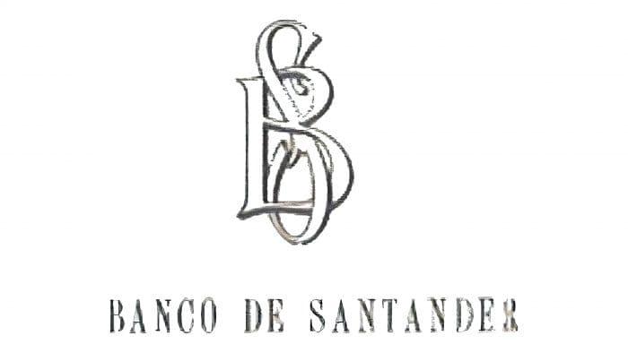 Banco de Santander Logo 1949-1971