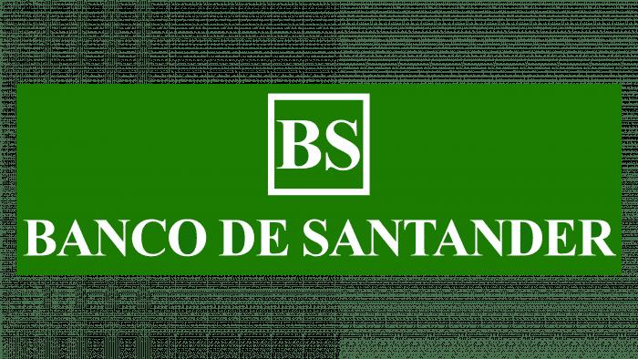 Banco de Santander Logo 1971-1986