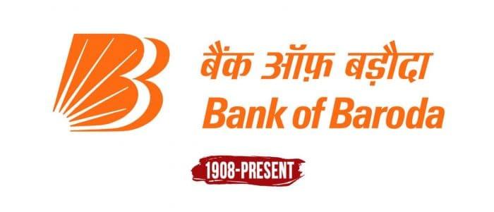 Bank of Baroda Logo History