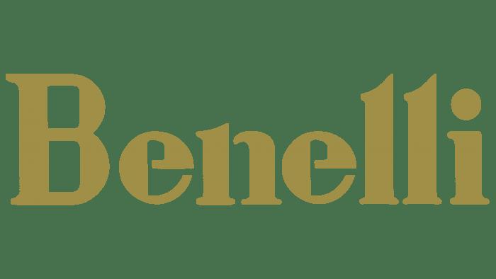 Benelli Logo 1972-1995