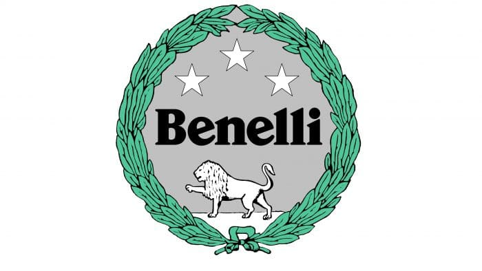 Benelli Logo 1995-present