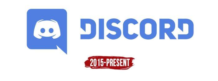 Discord Logo History