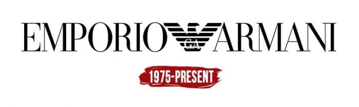 Emporio Armani Logo History