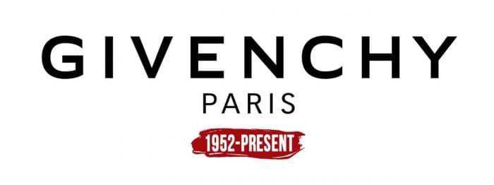 Givenchy Logo History
