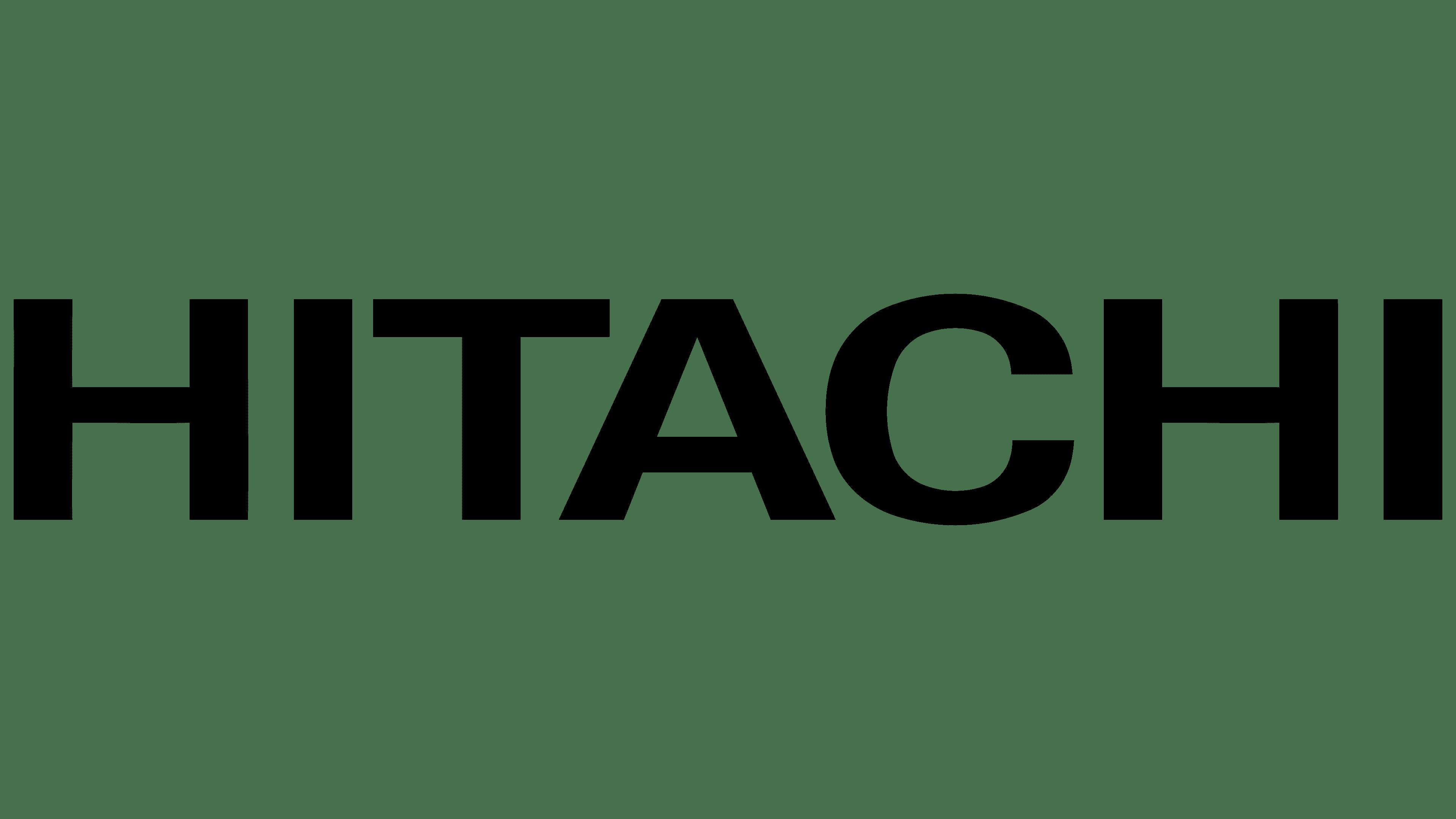 Hitachi Logo | Symbol, History, PNG (3840*2160)