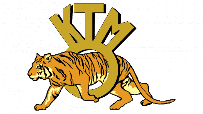 KTM Logo 1953-1954