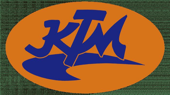 KTM Logo 1954-1958