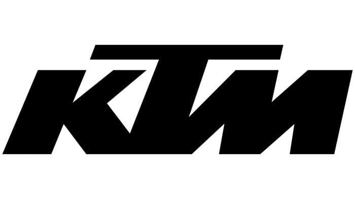 KTM Logo Since 2003-present