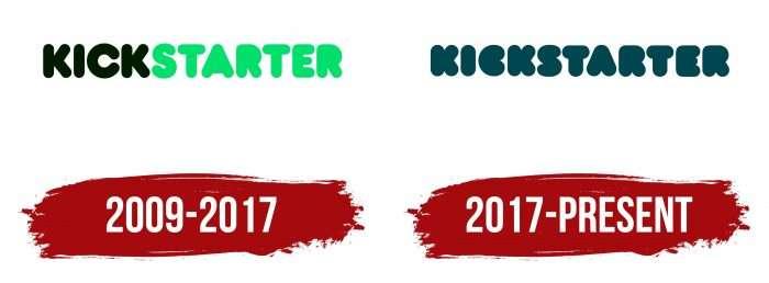 Kickstarter Logo History