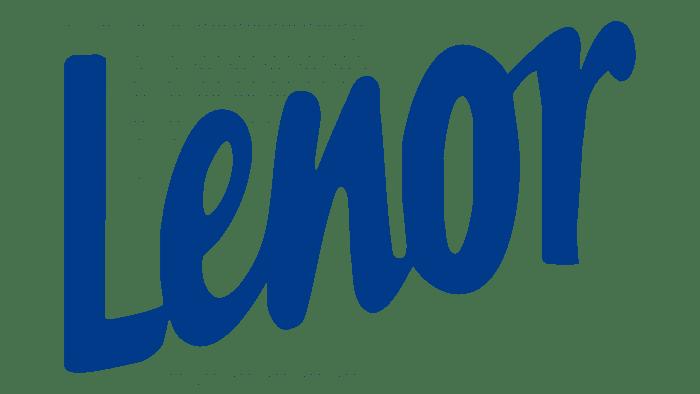 Lenor Logo 1969-2003