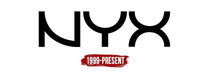 NYX Logo History
