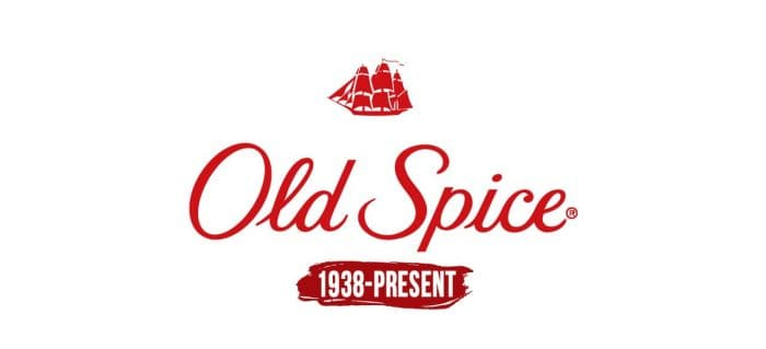 Old Spice Logo History