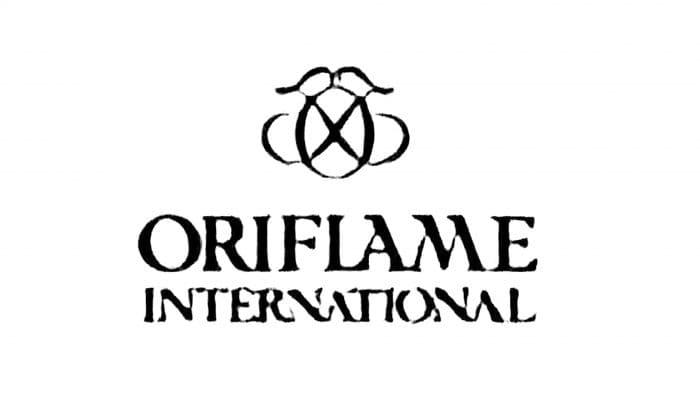 Oriflame Logo 1967-1977