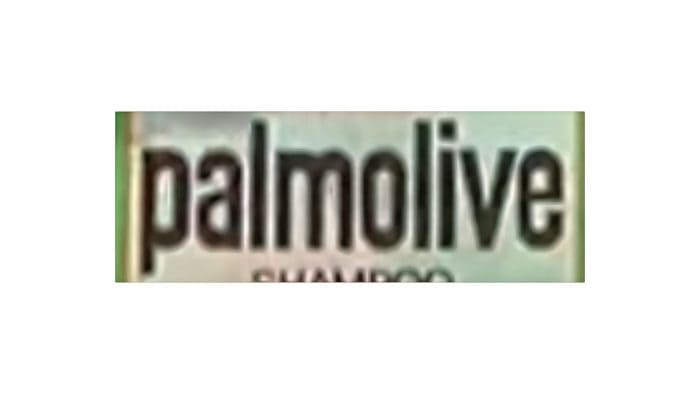 Palmolive Logo 1970-1980s