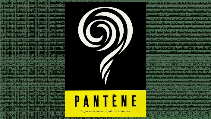 Pantene Logo 1947-1986