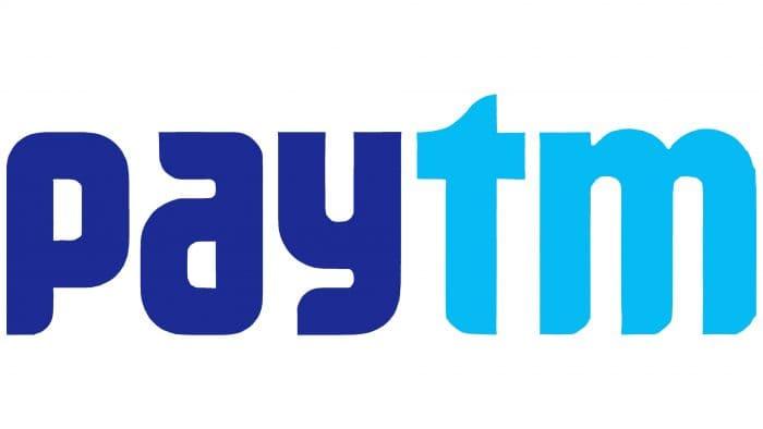 Paytm Logo 2012-present
