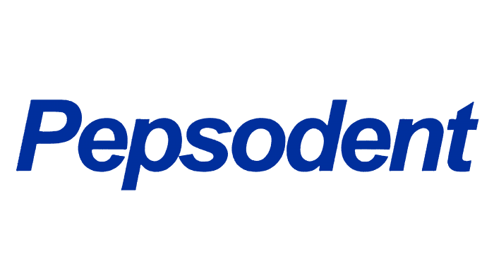 Pepsodent Logo 1977-2000