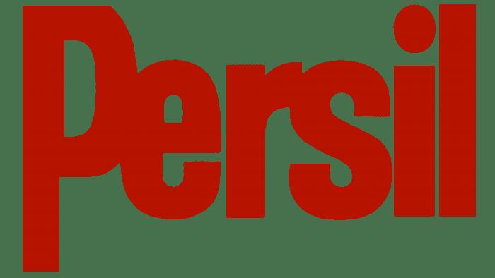 Persil Logo 1960s-1992