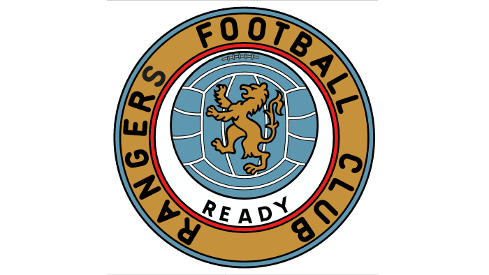 Rangers Logo 1990-1994