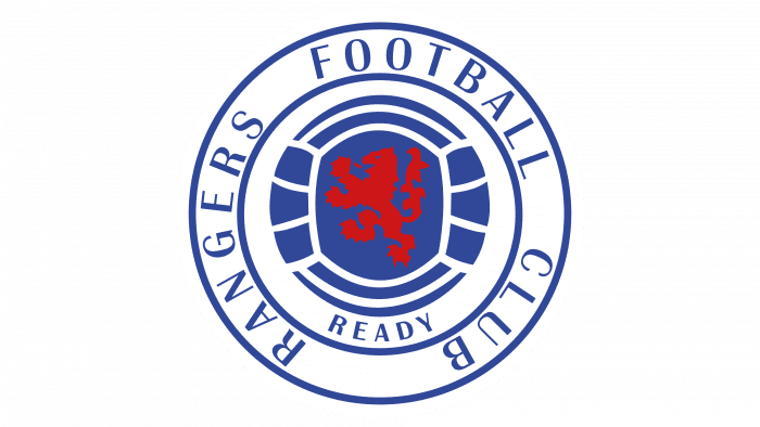Rangers Logo 1994-1997