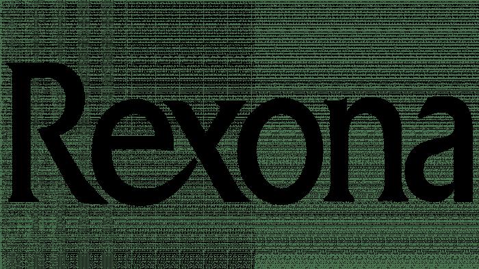 Rexona Logo 2000-2004