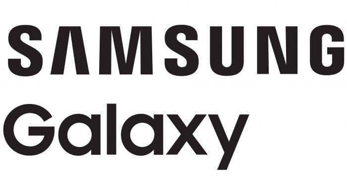 Samsung Galaxy Logo 2018-present