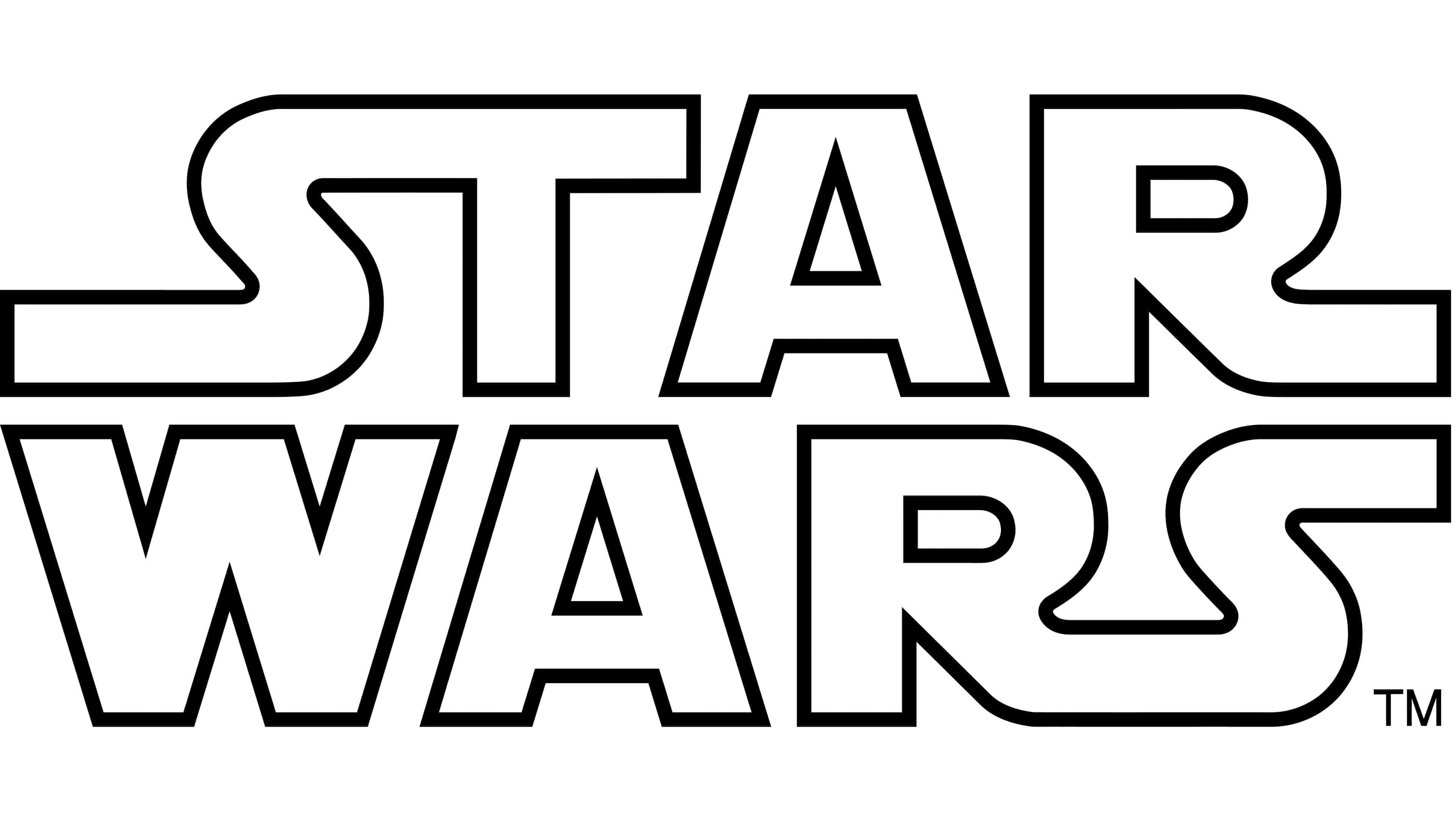Star Wars Logo Symbol History Png 3840 2160