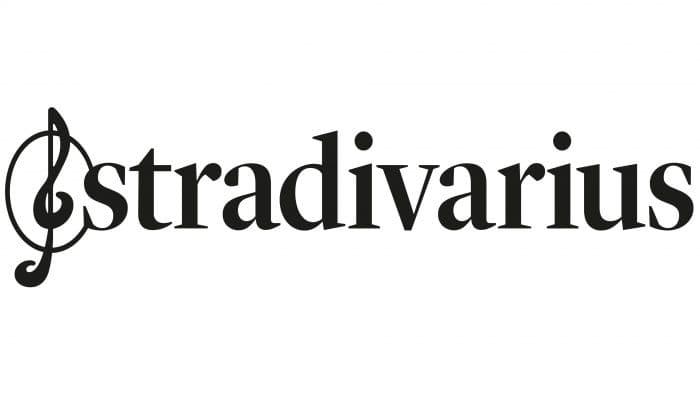 Stradivarius Logo 2017-present