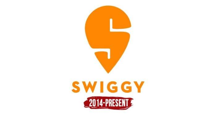 Swiggy Logo History