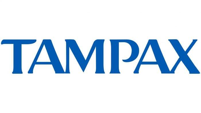 Tampax Logo 2003-present