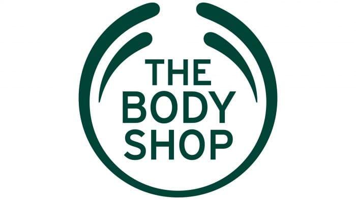 The Body Shop Logo 2004-present