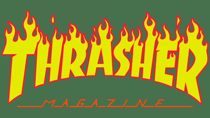 Thrasher Emblem