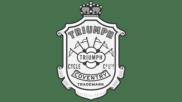 Triumph Logo 1902-1906