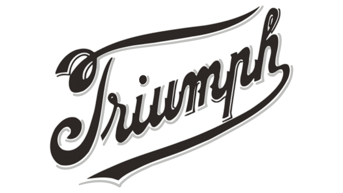 Triumph Logo 1907-1914