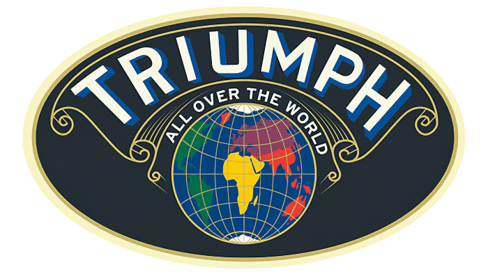 Triumph Logo 1932-1933