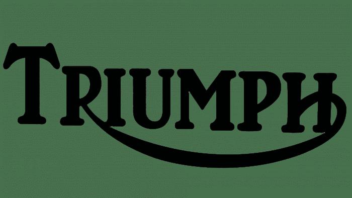 Triumph Logo 1934-1936