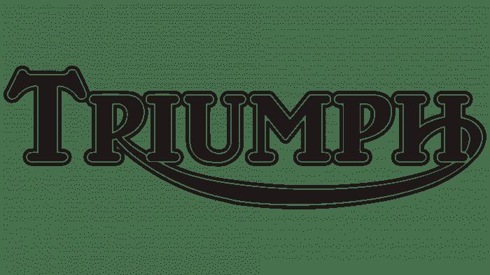 Triumph Logo 1936-1990