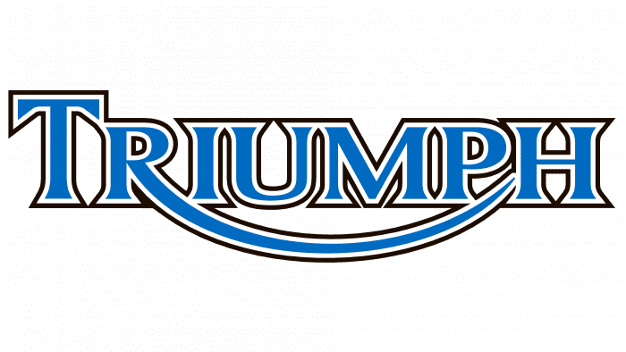 Triumph Logo 1990-2004