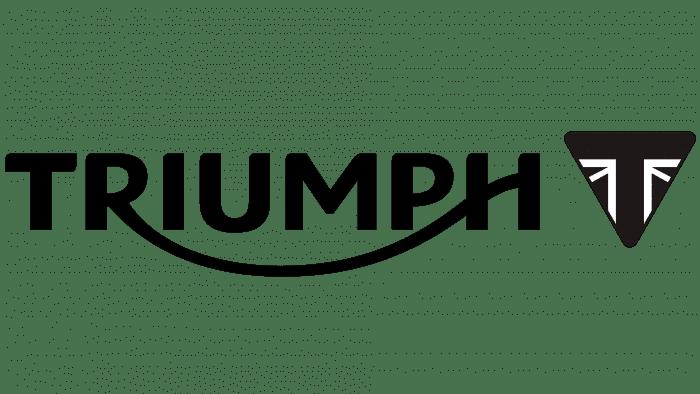 Triumph Logo 2013-present