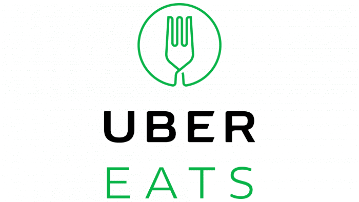 Uber Eats Logo 2016-2017