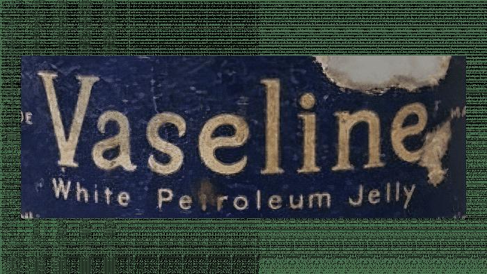 Vaseline Logo 1870-1872