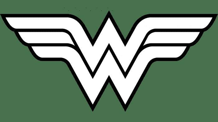 Wonder Woman Logo 1982-present