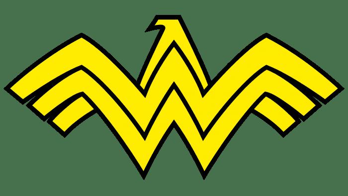 Wonder Woman Logo 2006-present