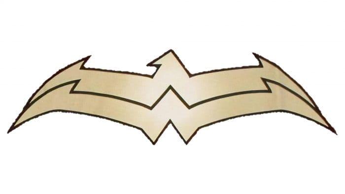 Wonder Woman Logo 2011-2016