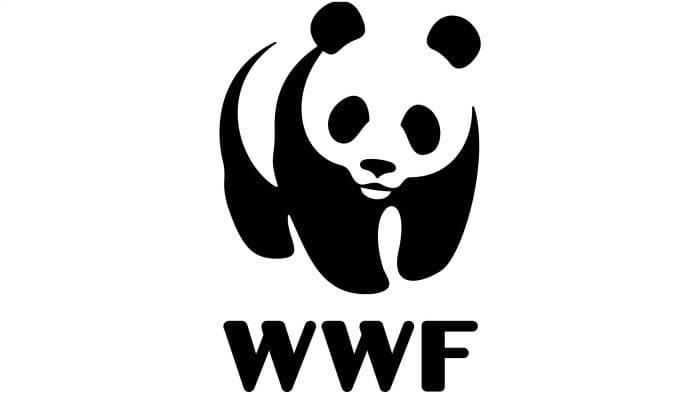 World Wide Fund for Nature Logo 2000-present