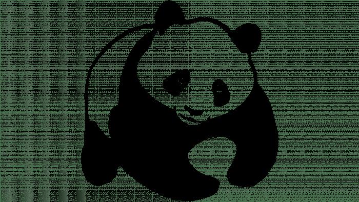 World Wildlife Fund (WWF) Logo 1970-1986