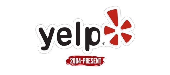 Yelp Logo History