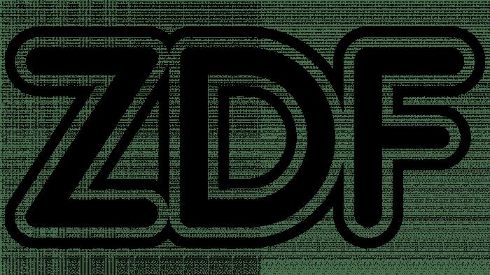ZDF Logo 1987-1992